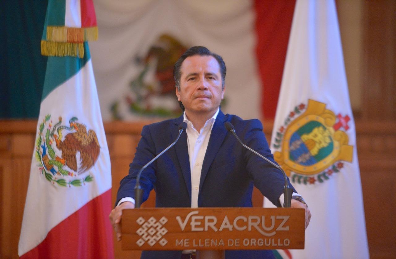 Gobernador de Veracruz respalda pacto fiscal