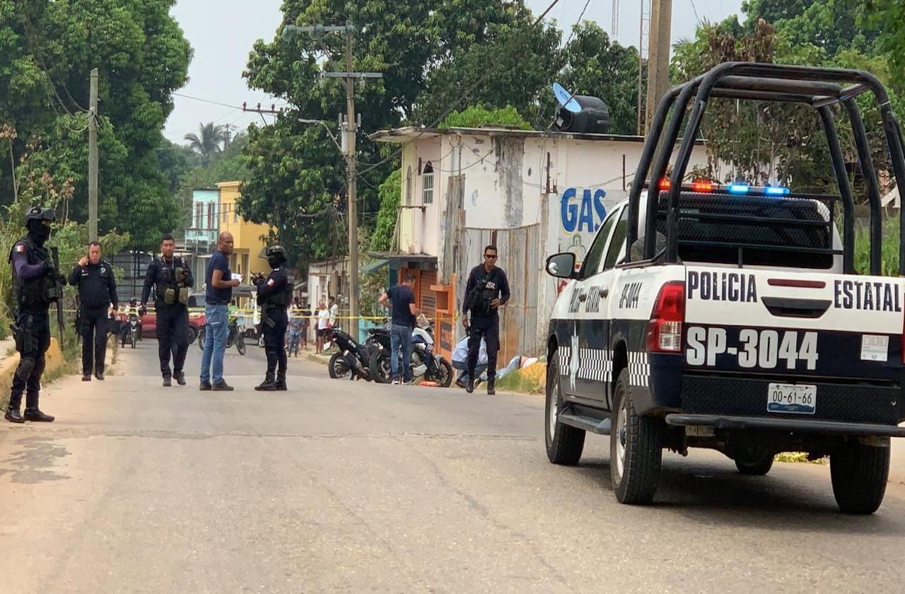 Durante asalto, asesinan a mujer en Cosoleacaque