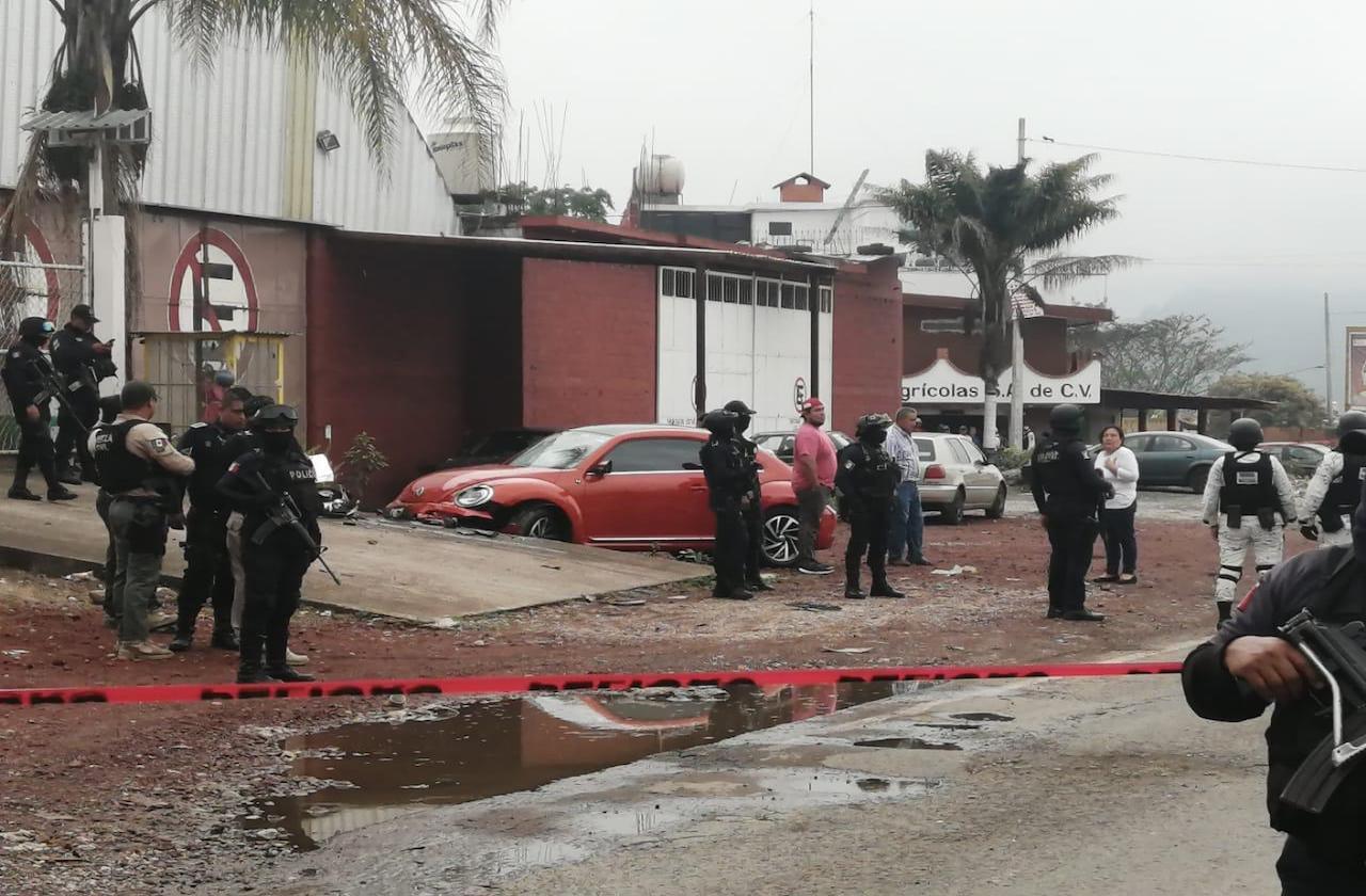 Matan a hijo de ex regidor de Huatusco