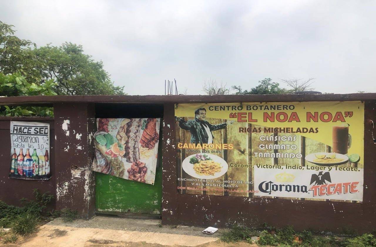 Ley seca en Nanchital por coronavirus