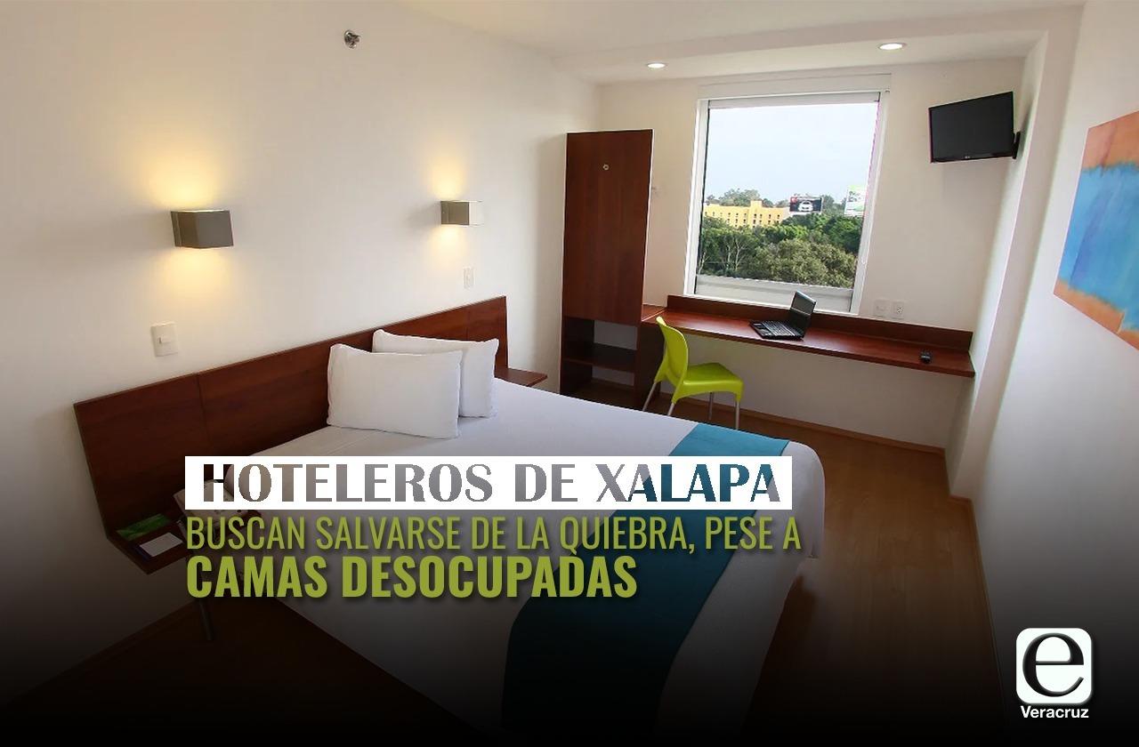 Hoteleros de Veracruz racionan agua y luz para soportar pérdidas por covid-19