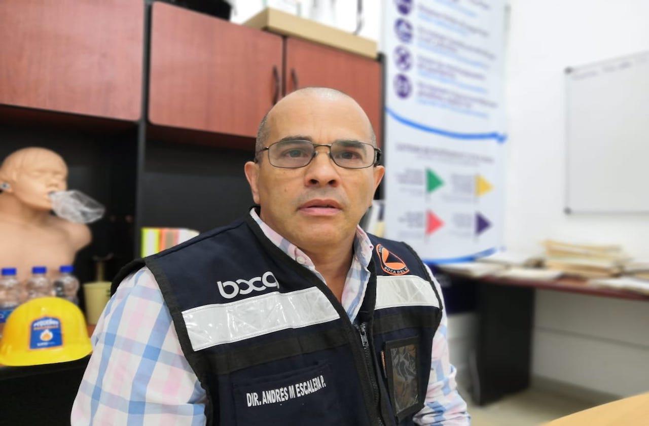 Director de Protección Civil Boca del Río da positivo a covid