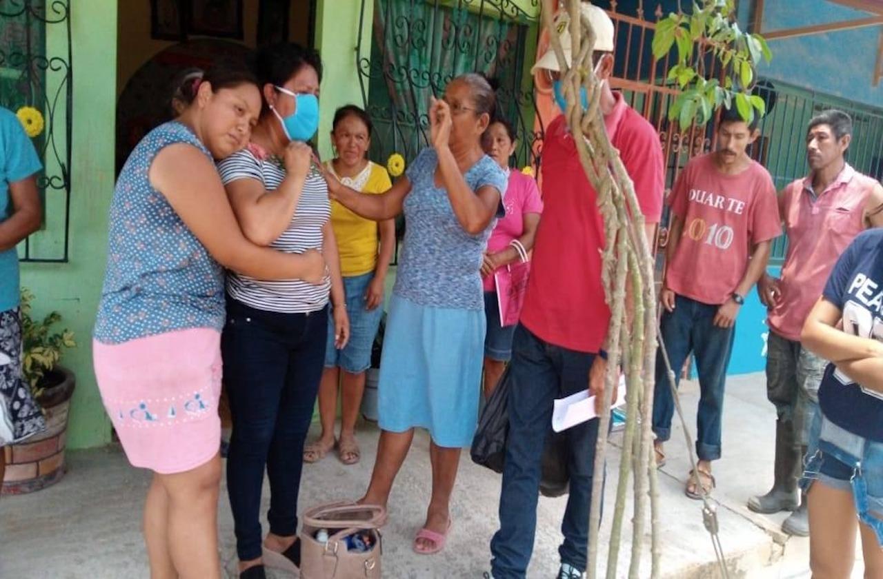 Corren a familia en San Cristóbal por supuesto contagio de covid