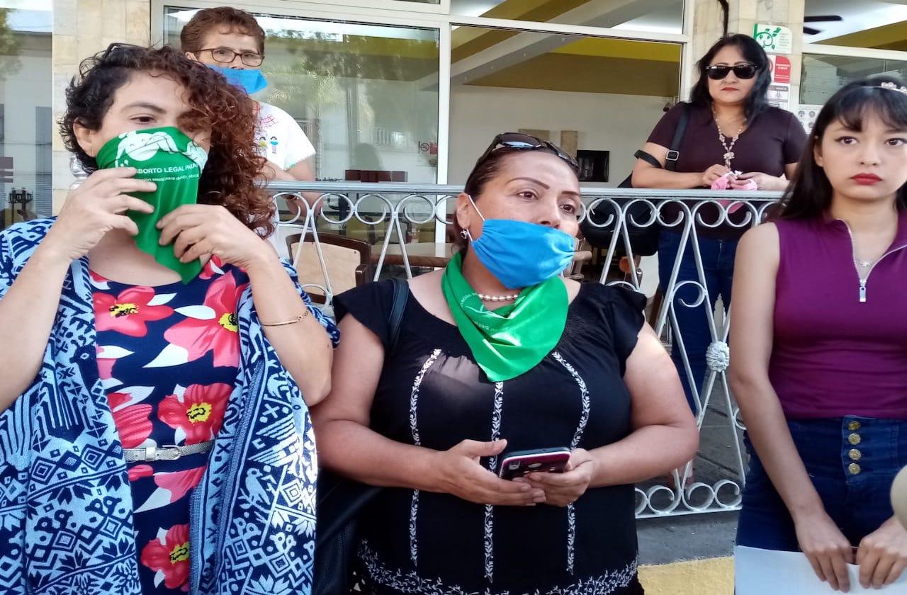 Contingencia sanitaria ha dejado 18 mujeres asesinadas: Marea Verde