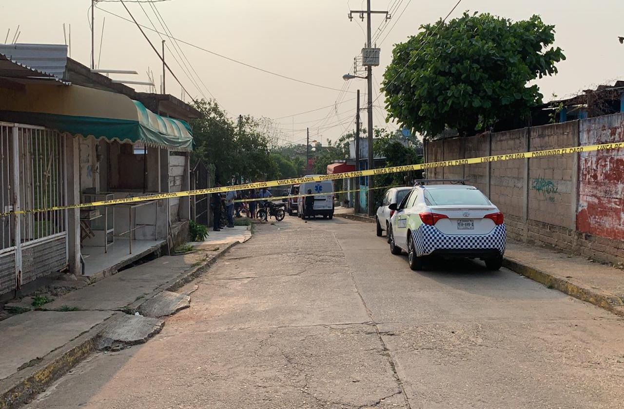 Asesinan a habitante de Cosoleacaque