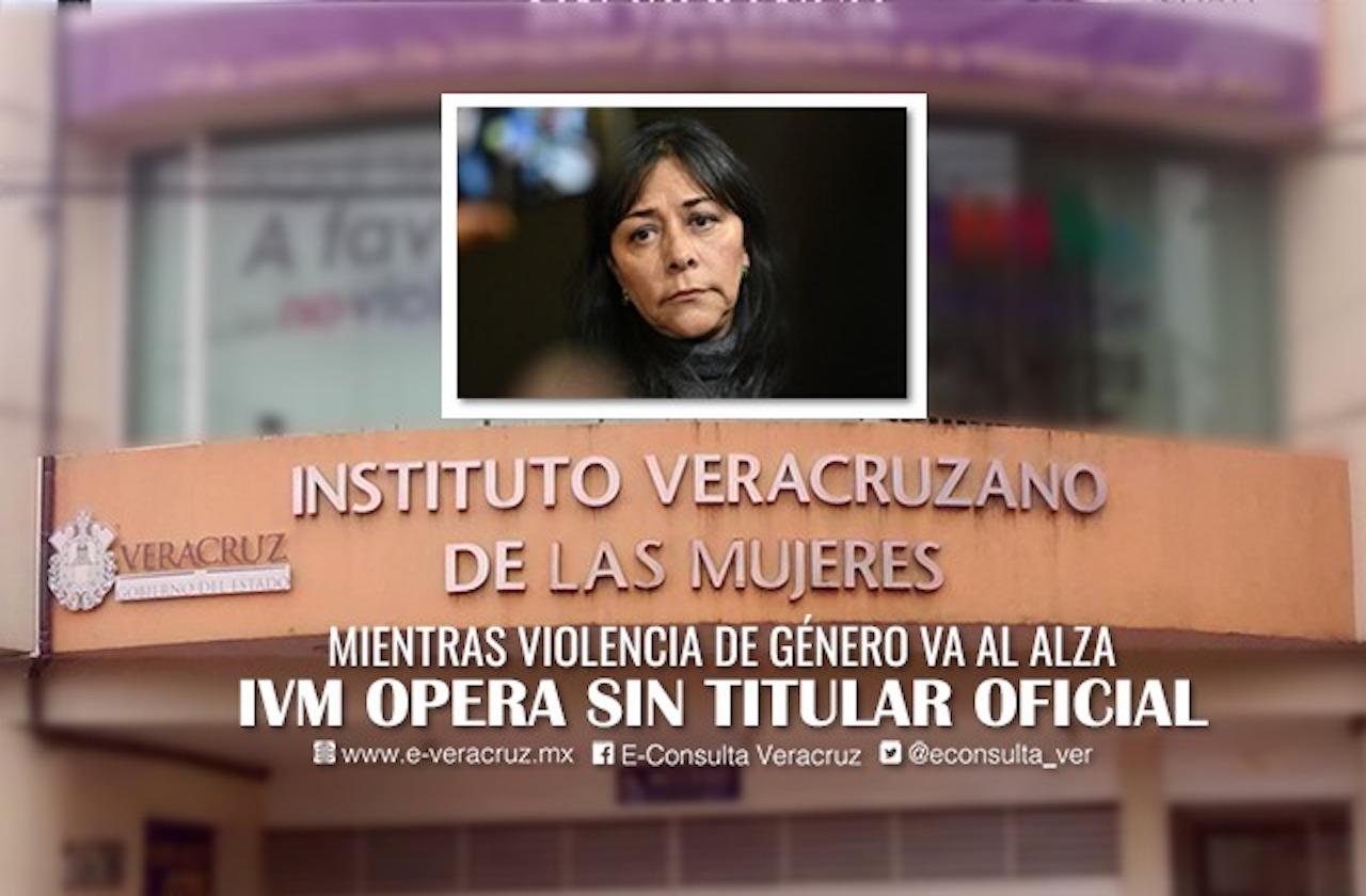 SEGOB archivó convocatoria del Instituto Veracruzano de la Mujer