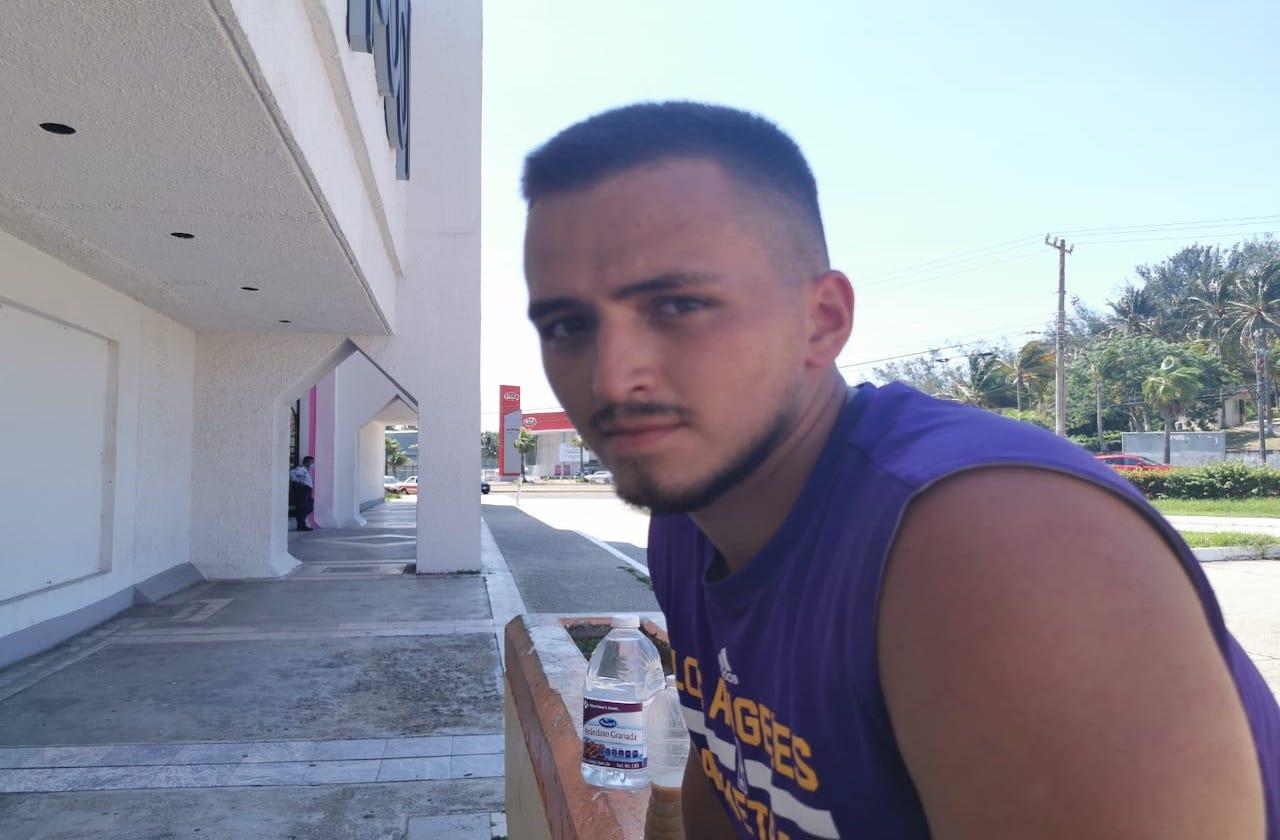 Joven de origen ruso se extravió en Coatzacoalcos