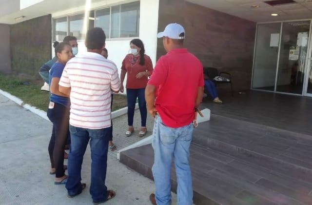 FGE integra carpetas de detenidos por masacre en Las Choapas