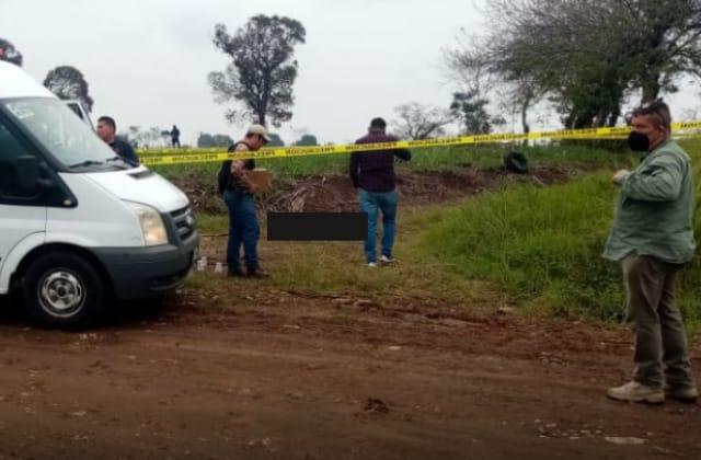 Luis, de 16 años, fue asesinado y abandonado en Omealca