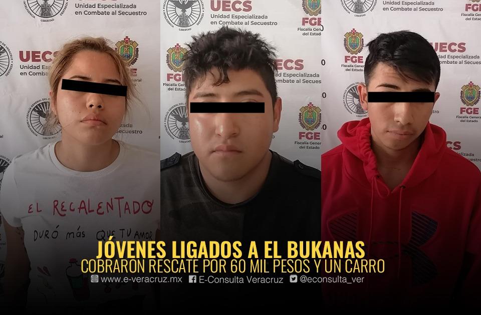 Caen 3 por secuestro; cortaron dedo a estudiante de Río Blanco