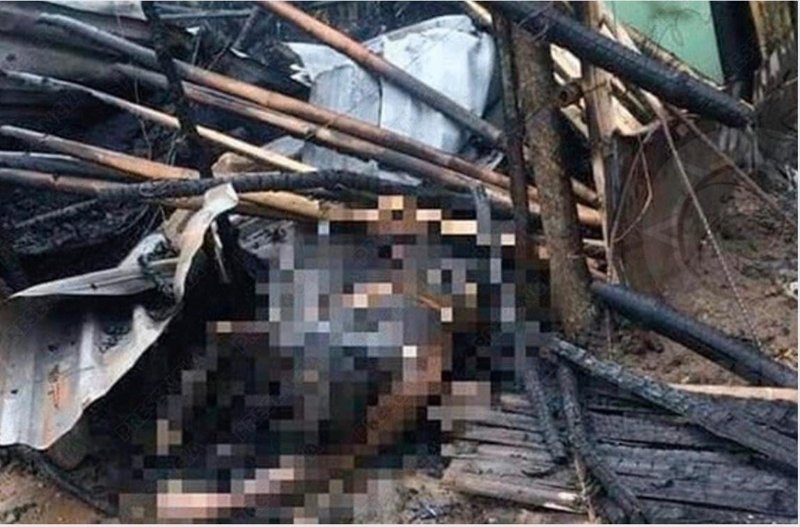 Pascual, de 69 años, falleció cuando se incendió su casa, en Martínez
