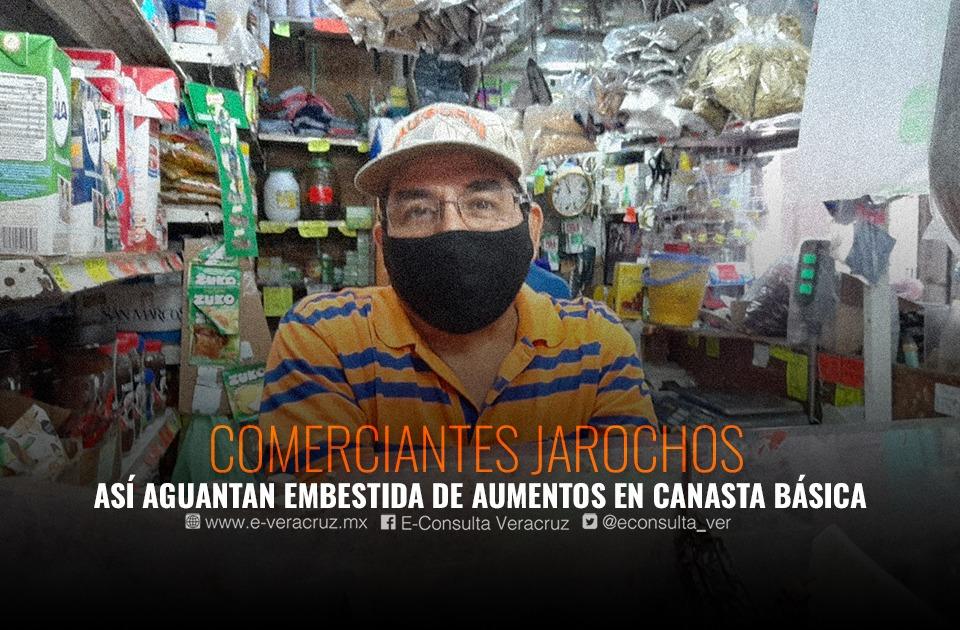 Comerciantes del puerto resisten a crisis económica por pandemia
