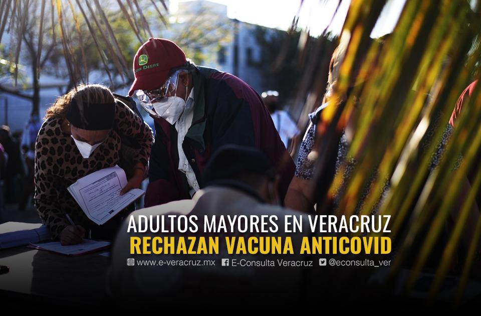 Violeta no teme al covid ni quiere la vacuna; ella vive sin miedo