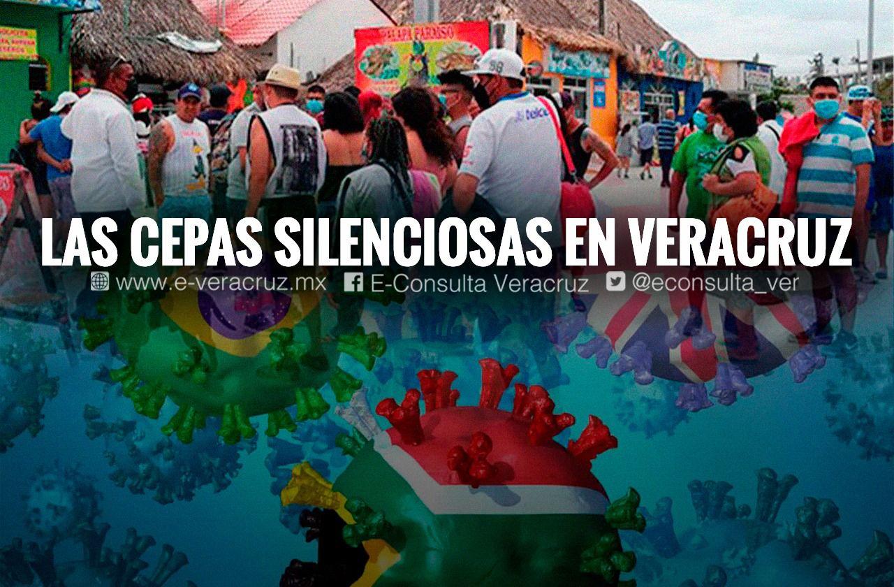 Las variantes de covid en Veracruz, ¿Cómo las enfrenta la autoridad?