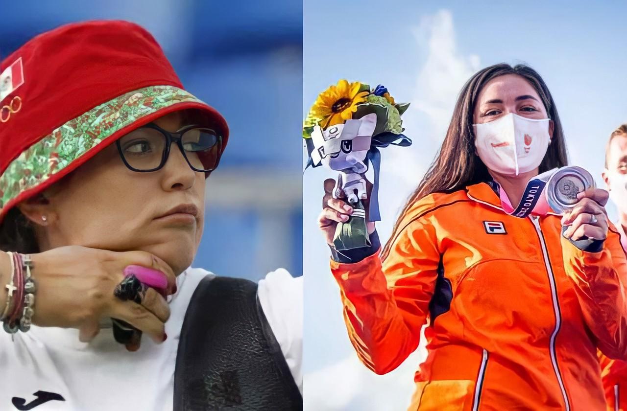 Deportista de tiro con arco, 'deja' a México y da medalla a Holanda
