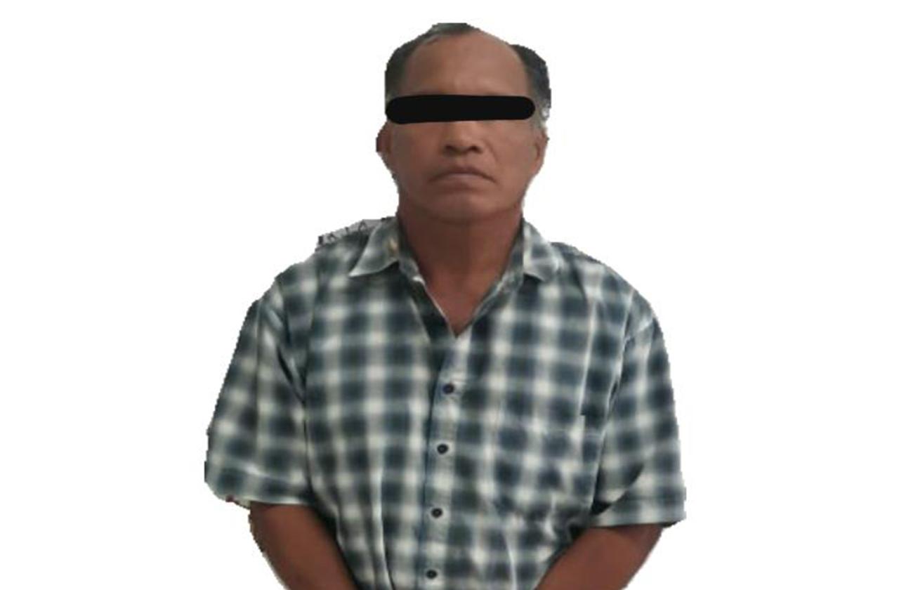 Por golpear y violar a su tía de 77 años, veracruzano cae en QRoo