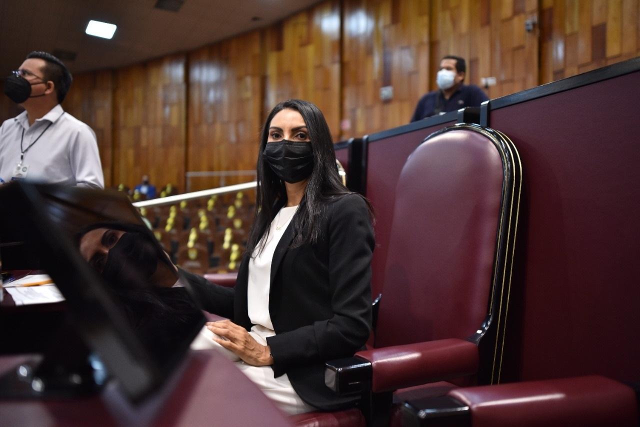 Janet Yépez continuará en representación del Distrito XIV, Veracruz I