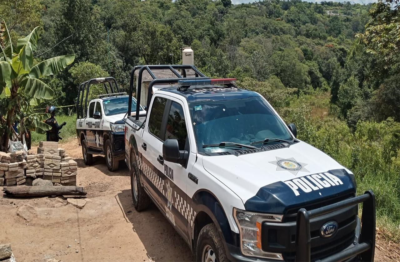 Hallan cadáver en descomposición en Xalapa, cerca de El Castillo