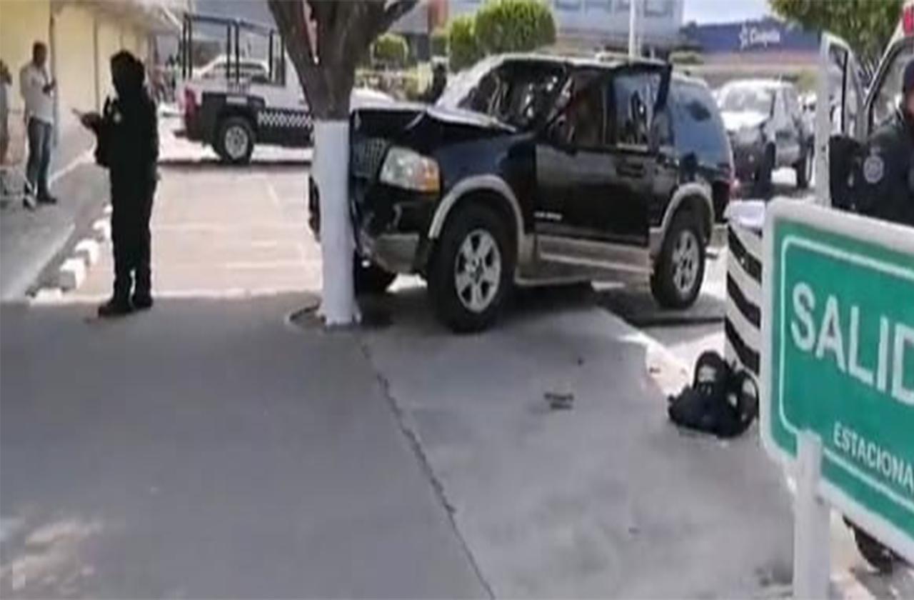 Ataque armado en Chedraui de Martínez de la Torre; hay 3 heridos