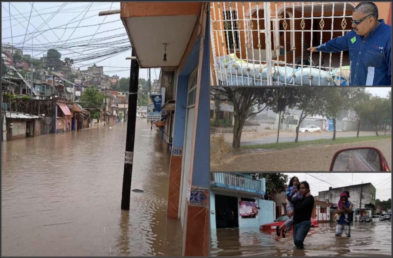 ¿Cómo afectará huracán Grace en Xalapa?: meteorólogo
