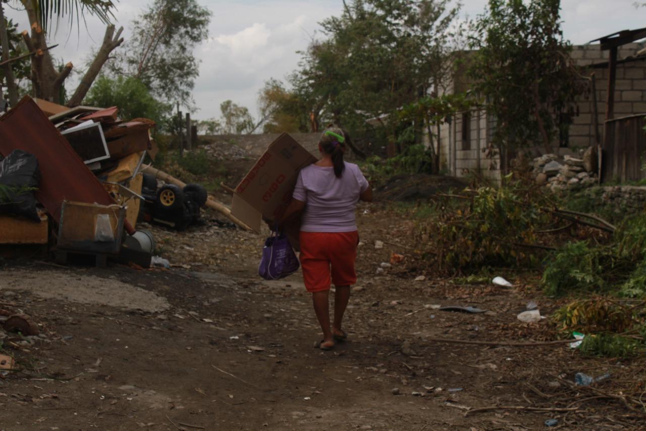 ¿Qué riesgo representa huracán Larry para México?