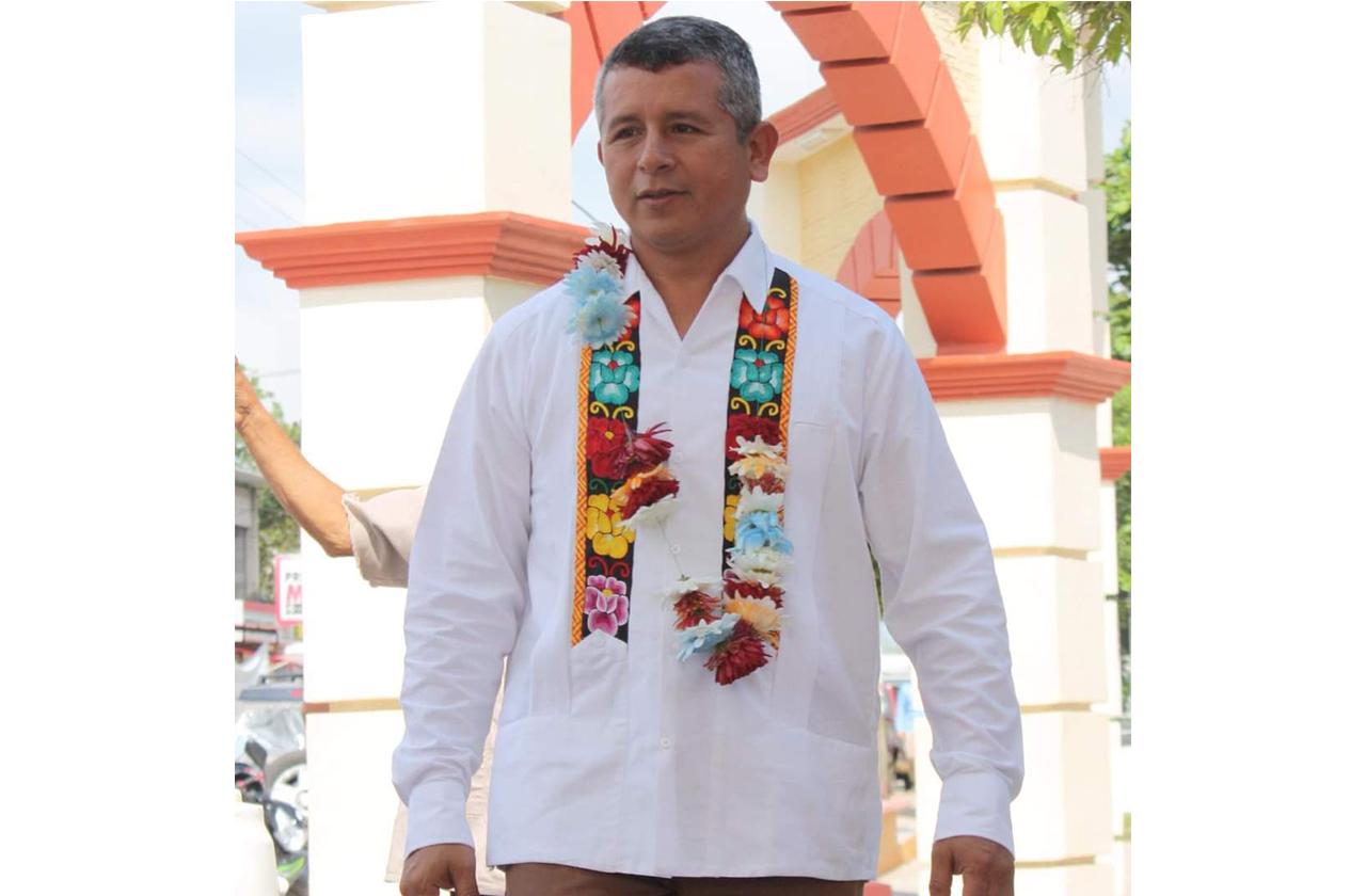 Alcalde de Chinameca da positivo a covid-19
