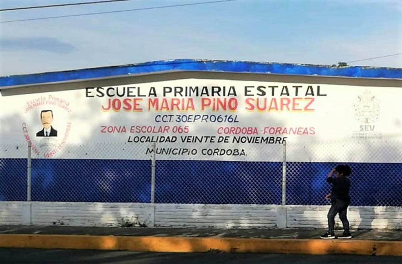Suspenden clases en primaria de Córdoba por caso positivo covid