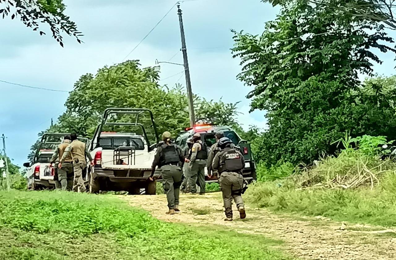 Localizan cuerpos sin vida en rancho de Acayucan