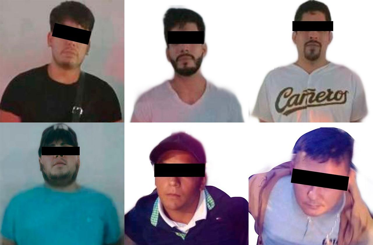 Caen 6 por amenazas: pedían 2 mil pesos a taxista para no