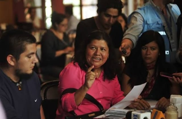 Periodista Norma Trujillo, nueva vocera de la UV