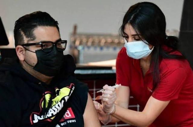 Arranca vacunación de 'chaviza' en Boca del Río