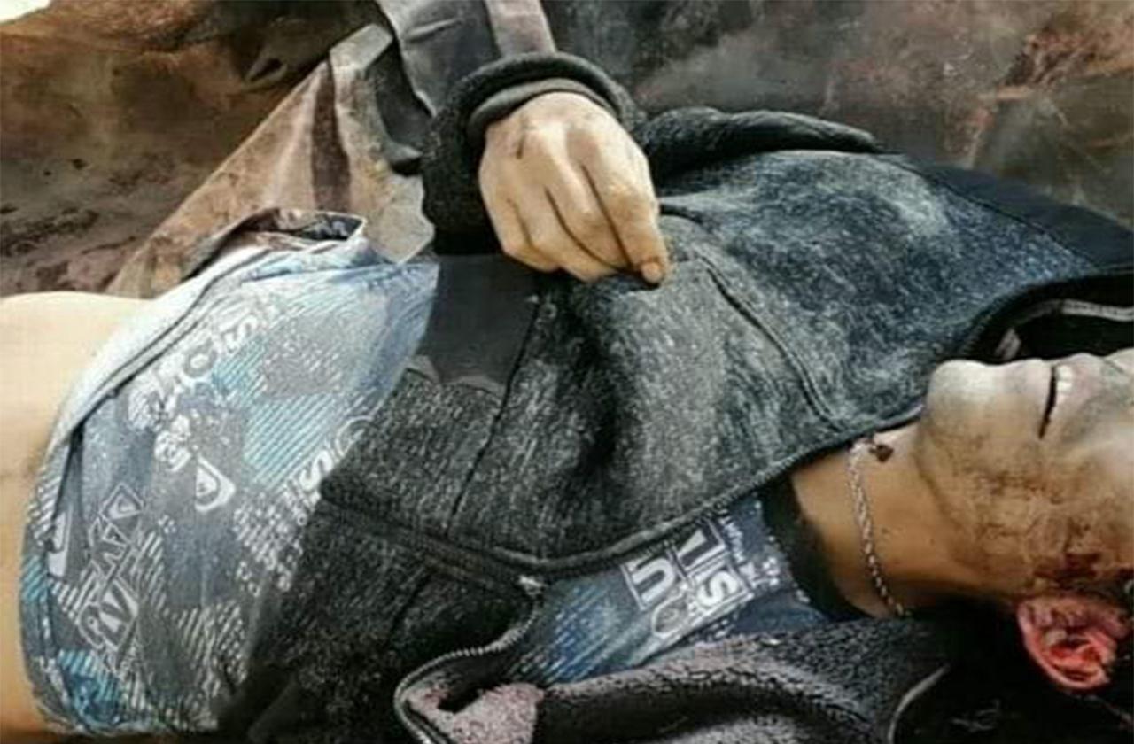 A machetazos, asesinan a campesino en Mariano Escobedo