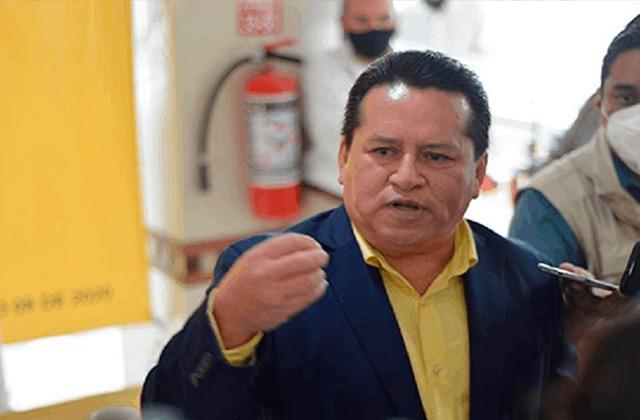 """PRD no puede poner """"correa"""" a nuevos diputados: Sergio Cadena"""