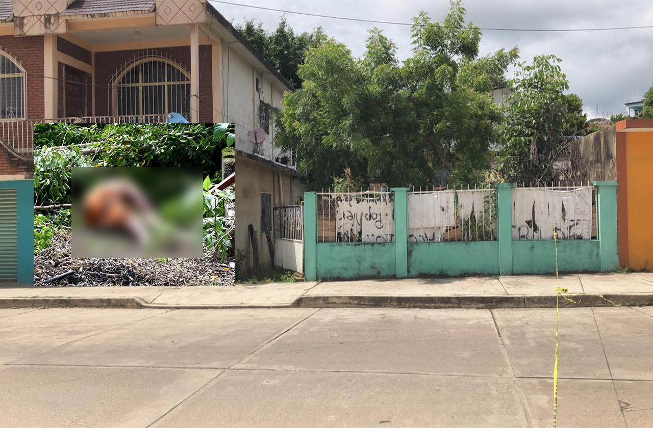 'El Ratón de Acayucan' fue baleado en el patio de su casa