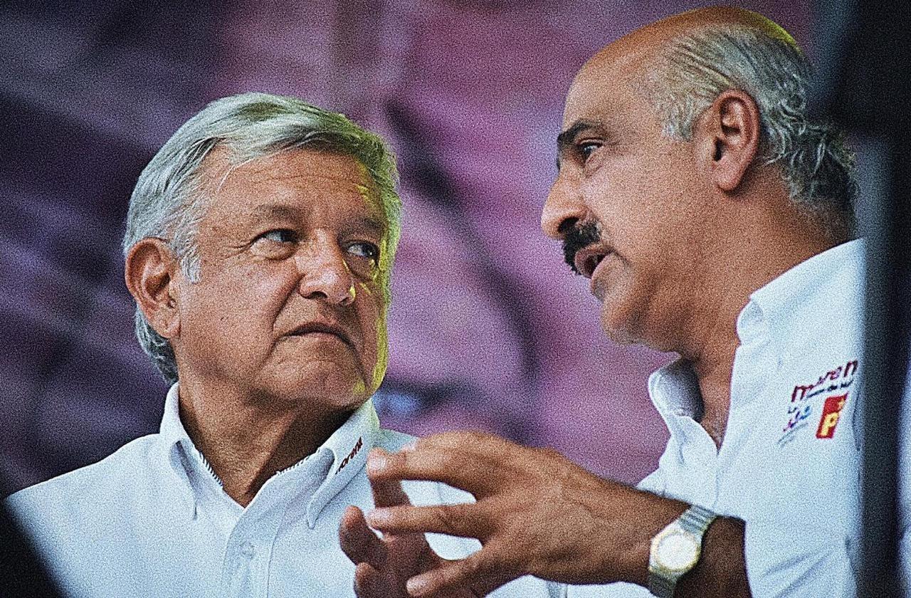 ¿Qué dijo AMLO sobre Ahued en su visita a Veracruz?