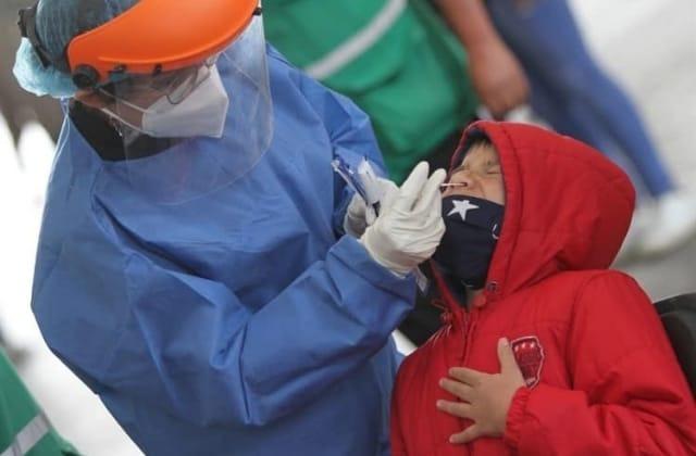 Oficial: Salud confirma muerte de un menor por covid-19 en Xalapa