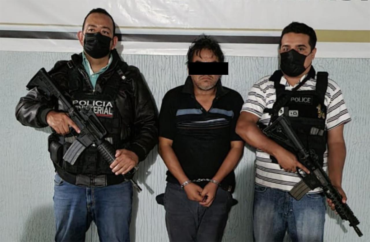 Cae presunto extorsionador en Huatusco; se hacía pasar por narco