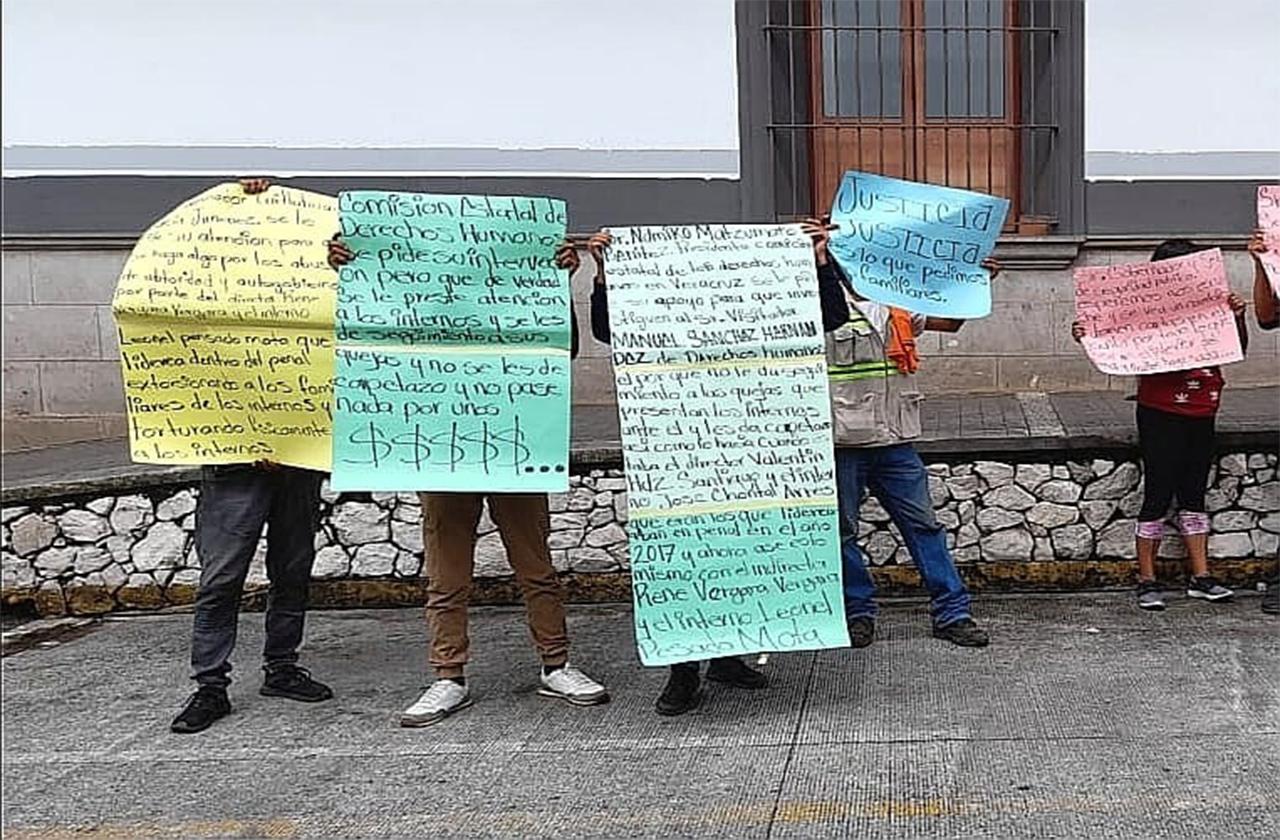 Sin cuota no hay visita en La Toma: denuncian familiares de reos