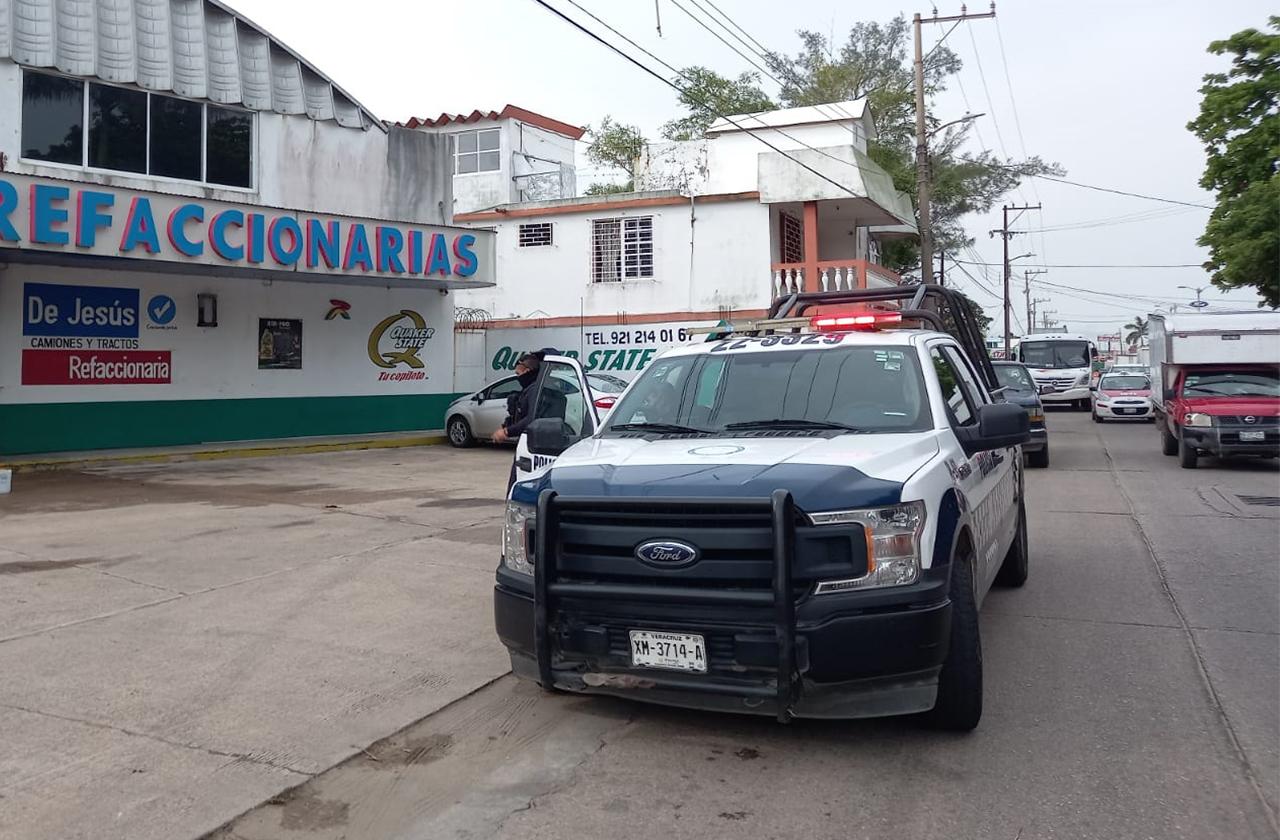 En septiembre se dispararon robos a comercios y hogares de Coatza: OCC