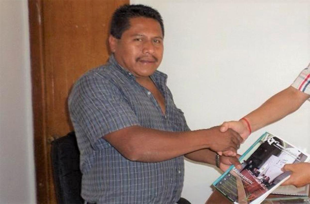 Liberan a Remigio Colohua, ex regidor de Magdalena tras plagio