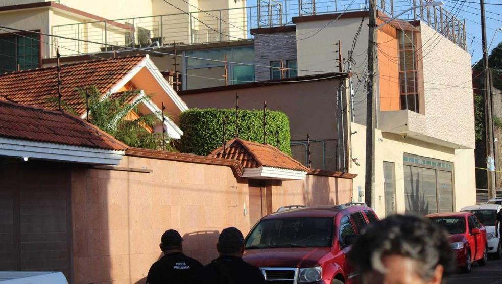 FGE catea casa de alcalde ligado a Javier Duarte