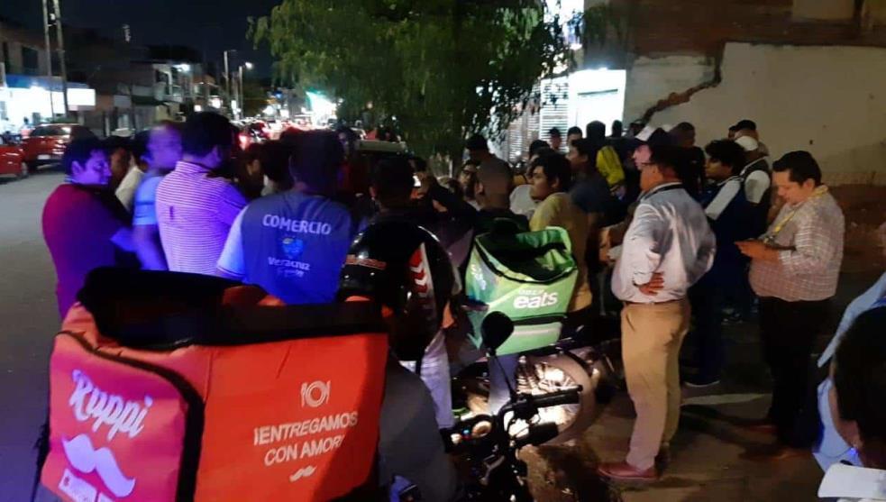 Uber Eats pagará impuestos en Puerto de Veracruz