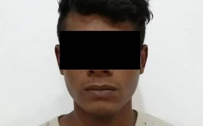 Detienen a presunto violador de joven mujer, en Veracruz puerto