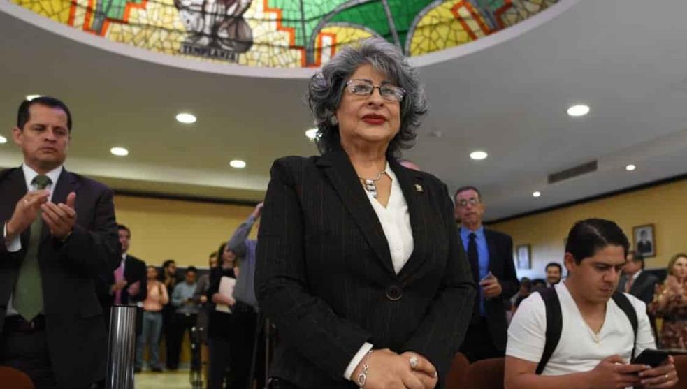 Abogados de Don Ramón pueden controvertir prisión: Sofía Martínez