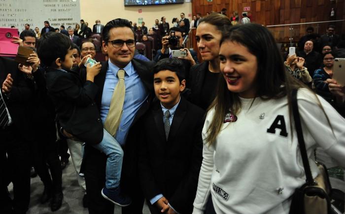 Jorge Winckler es nombrado fiscal general de Veracruz