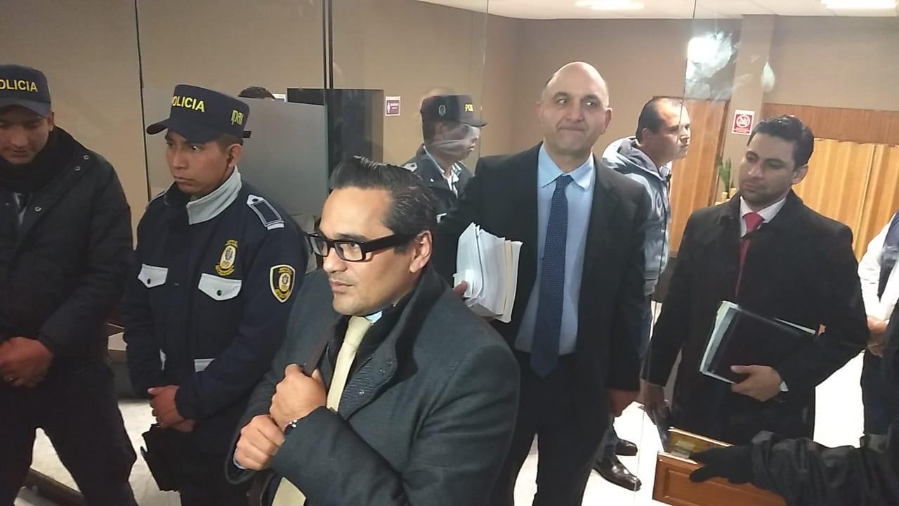 Juicio político: admiten pruebas de Winckler, y declara esposa de exfiscal