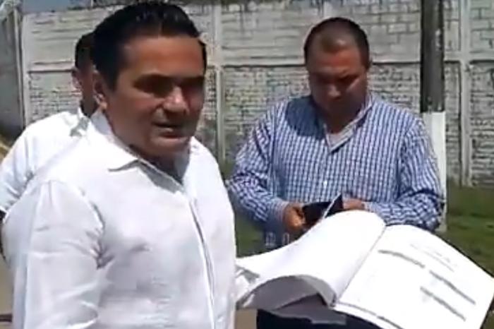 Dejan fuera de reunión de seguridad a Fiscal de Veracruz