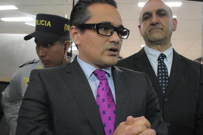 Primer dictamen de juicio político contra Winckler: destitución sería procedente
