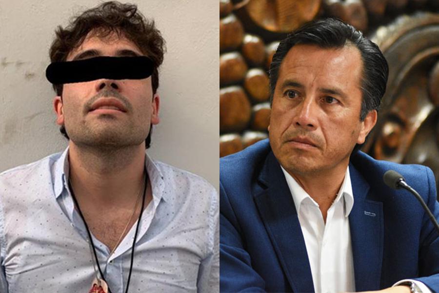Cuitláhuac respalda a AMLO por caso Ovidio Guzmán