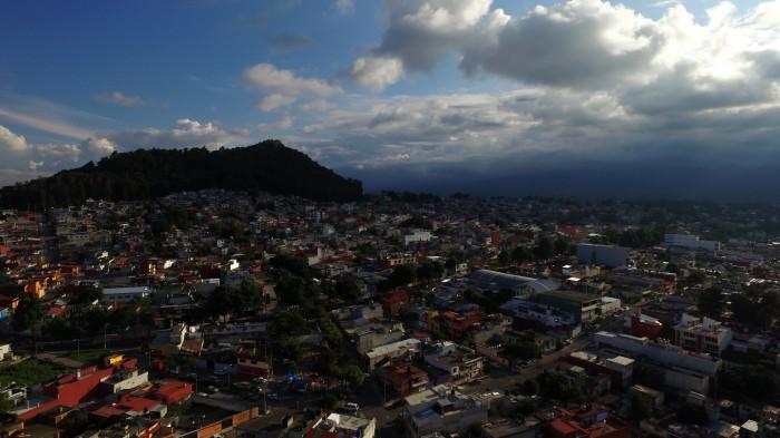 Crecimiento desorganizado de Xalapa pone en riesgo a sus habitantes